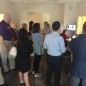 Nursing Simulation Demonstration for Alumni Board Members and DAA Honorees