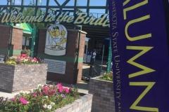 Alumni Baseball Socials 2016