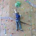 Alumni Rock Climb