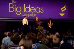 Big Ideas Campaign Launch