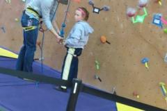 Climbing Wall 2015