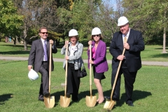 Clinical Sciences Building Groundbreaking
