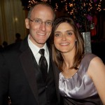 Lt. Col. Mark Weber '94 and his wife, Kristin (Coughlin) Weber '94. Mark and Kristin have been married for 19 years.