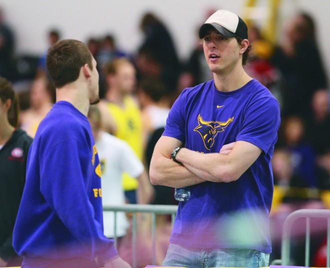 Coach Jim Dilling